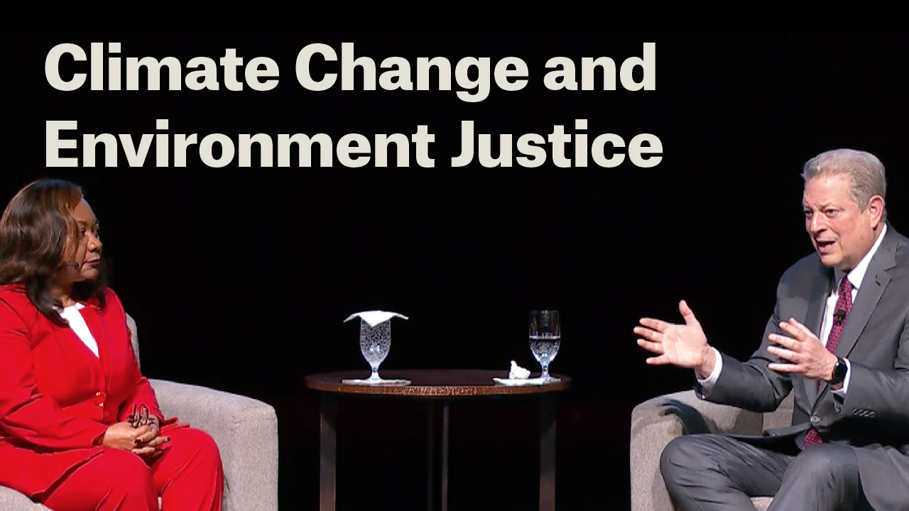 Climate Change and Environmental Justice