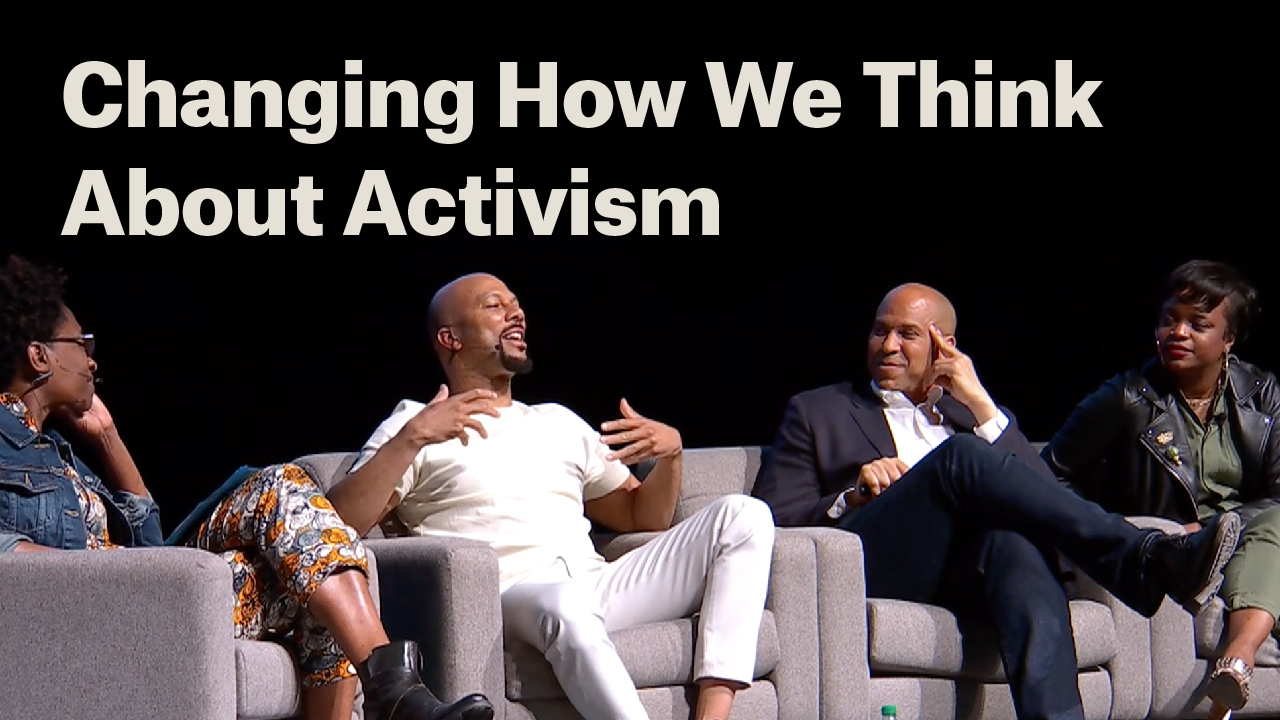 Changing How We Think About Activism
