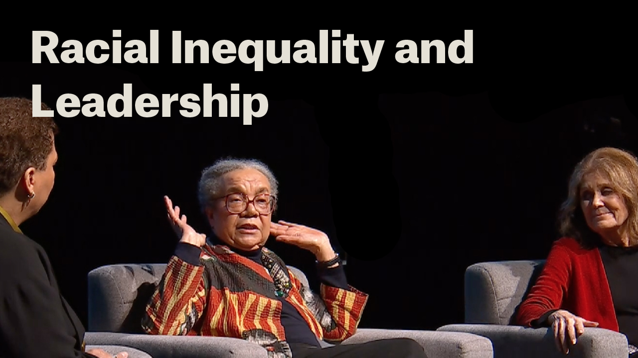 Racial Inequality and Leadership