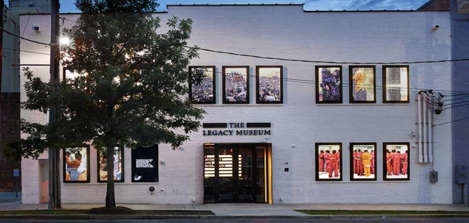 Legacy Museum