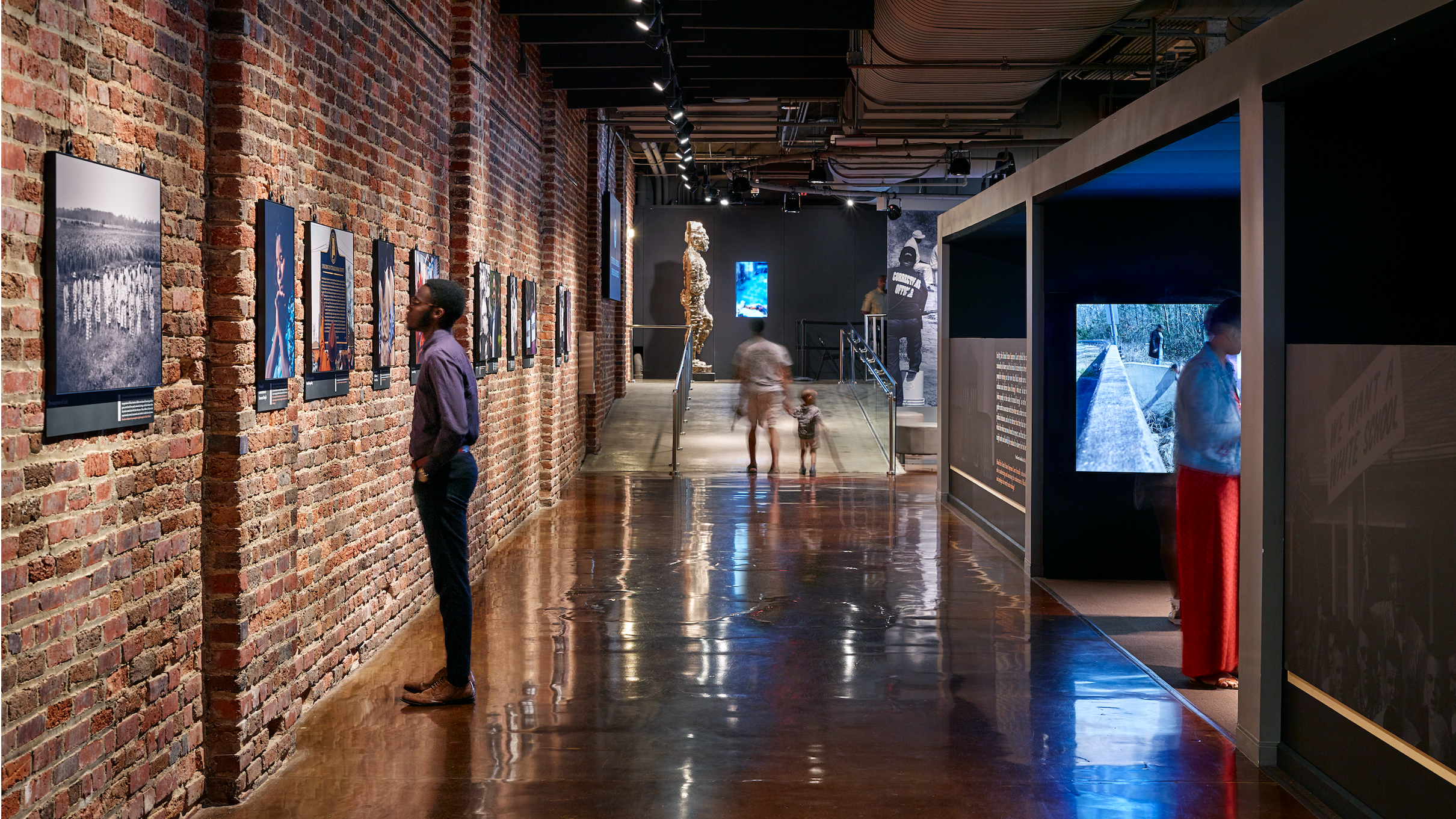 Inside the Legacy Museum